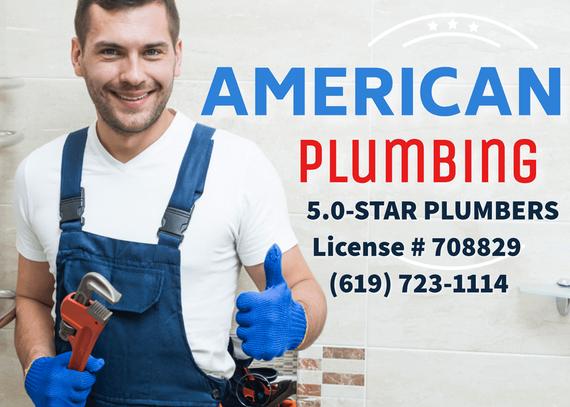 San Diego Plumber | American Plumbing | Affordable Service